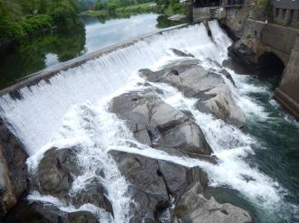 Queche Falls
